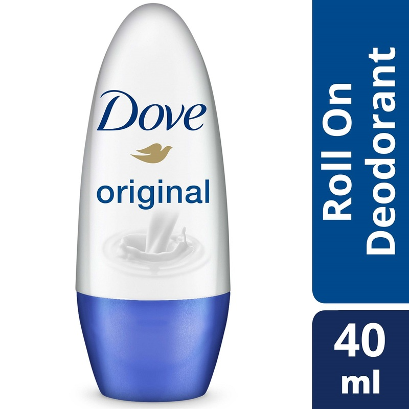 Dove Deod Anti-Persp Roll On 40mL