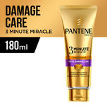 Pantene Total Damage Care 3 Minute Miracle Conditioner, 180ml