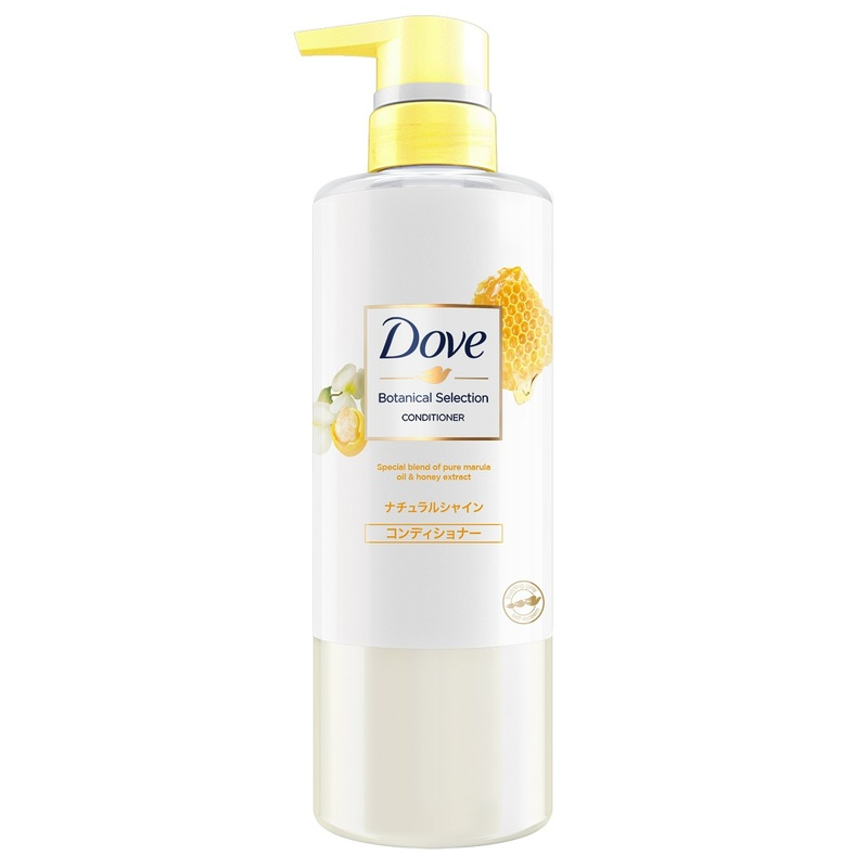 Dove Bot Natural Shine Cd 500g
