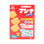 Wakodo  Iron Fortified Biscuits (9M+) 34.4g