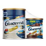 Glucerna 850G Free Chocolate 400G