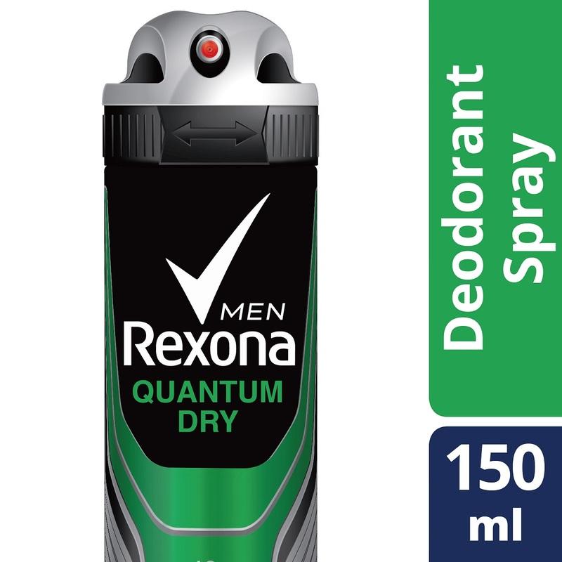 Rexona Men Ar-Quantum 150mL