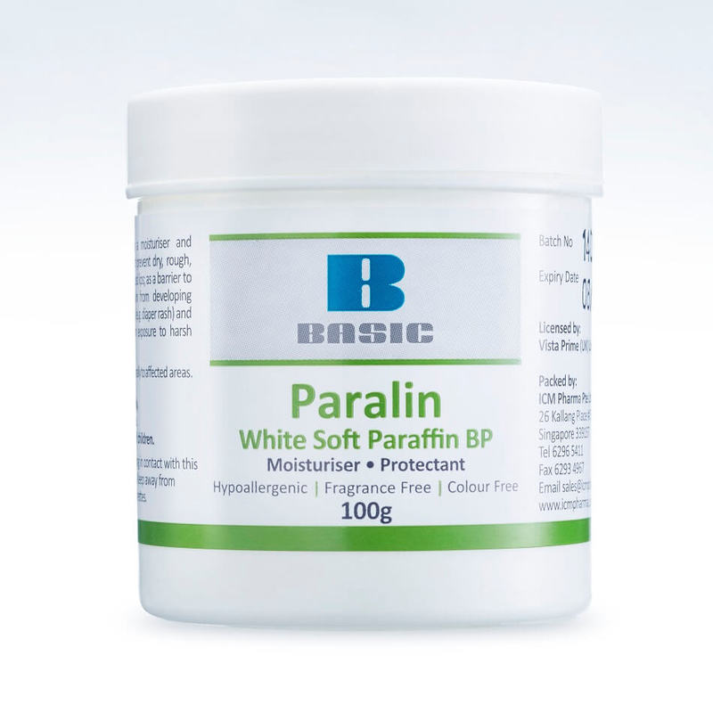 ICM Basic Pharma Paralin, 100g