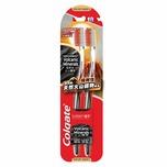 Colgate Slimsoft Advanced Volcanic Toothbrush 2s