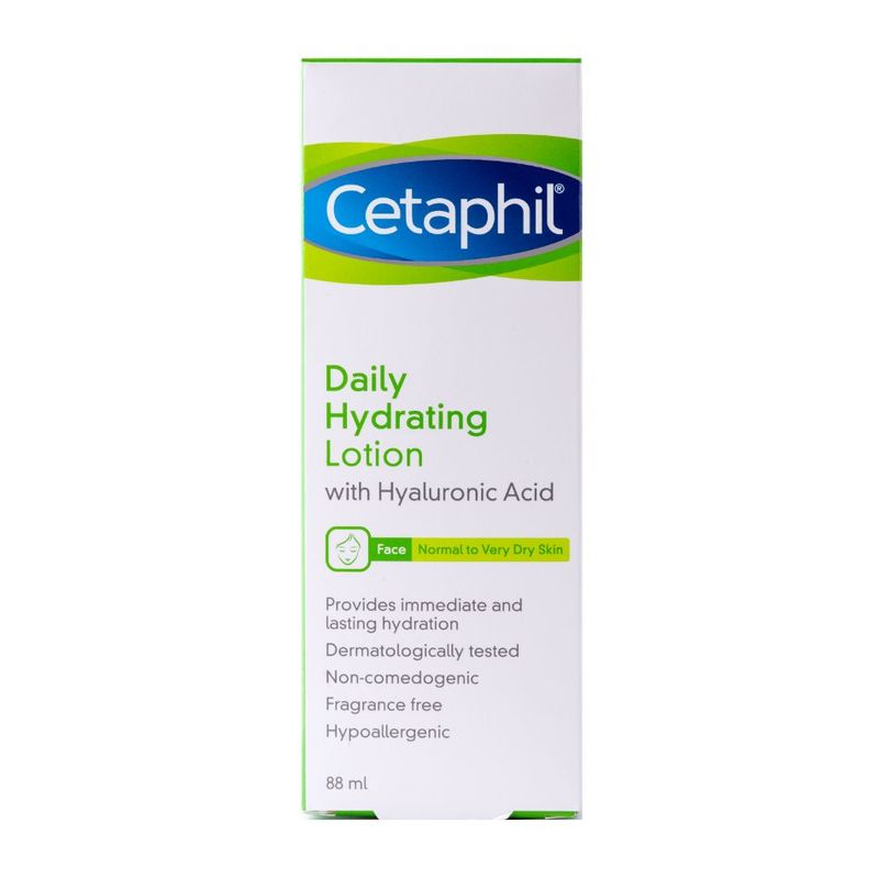 Cetaphil Daily Hydrating Lotion, 88ml