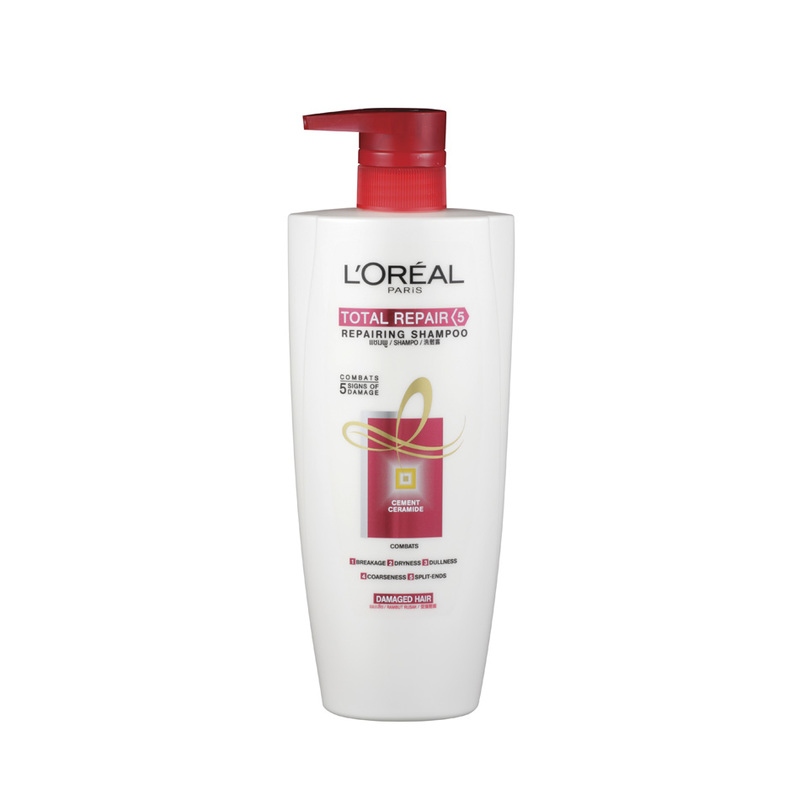 L'Oreal Paris Shampoo - Total Repair 5 (Repairing)