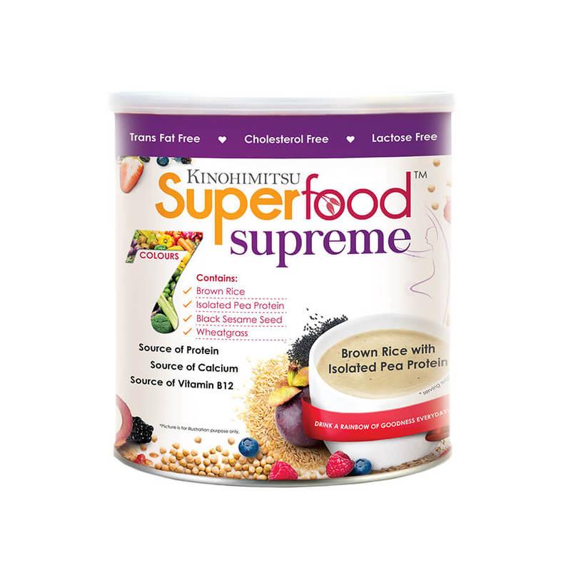 Kinohimitsu SuperFood+ Supreme, 500g