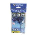 Oral-B Complete Easy Clean Soft Buy 2 Get 1 Free Pack