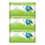 Mannings Max Protect Antibacterial Wipes 10pcs X3bags