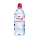 Evian Natural Mineral Water, 750ml