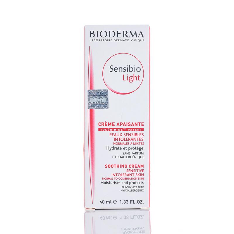 Bioderma Sensibio Light Soothing Nourishing Cream 40mL