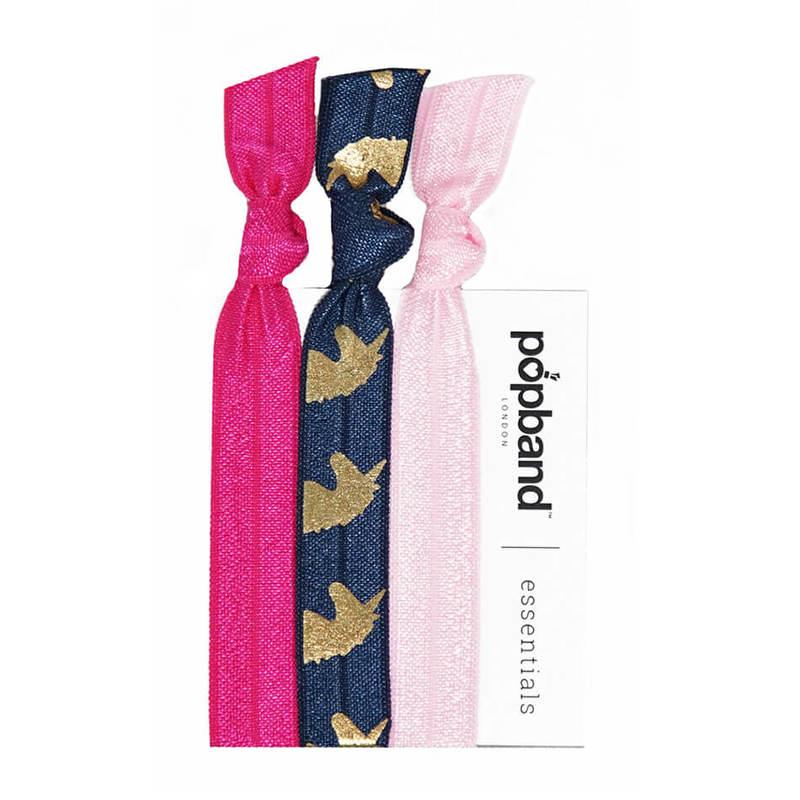 Popband London  Popband Essentials Unicorn Hair Tie 3S