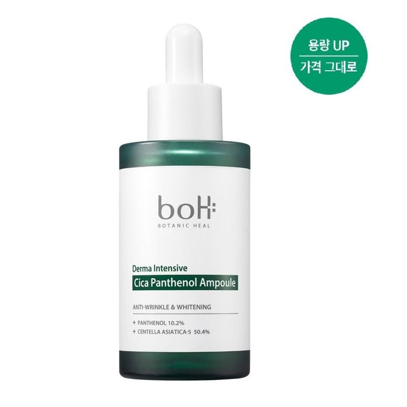 Botanic Heal Boh Derma Intensive Cica Panthenol Ampoule 50Ml