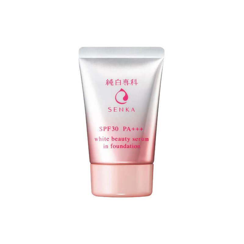 Senka White Beauty Serum in Foundation 53g - Light