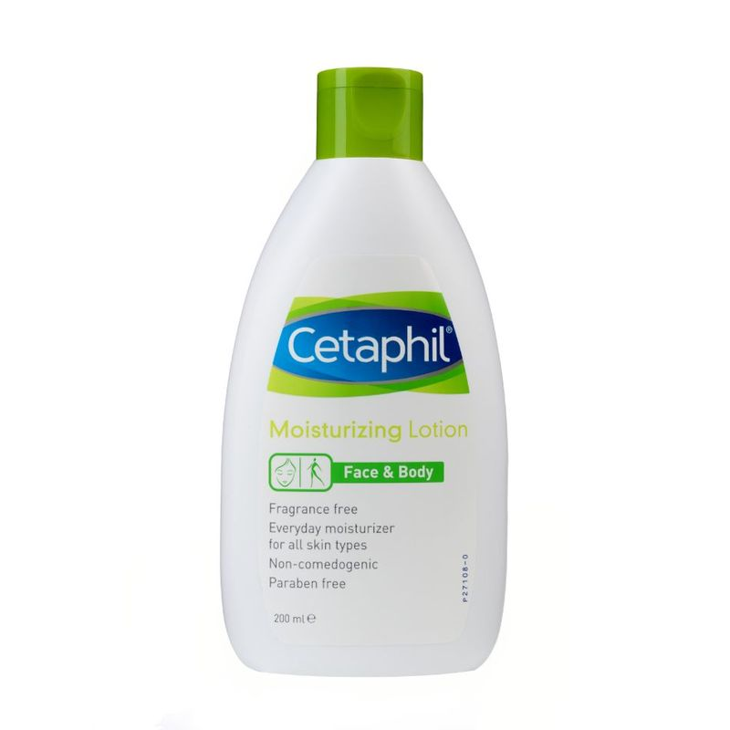 Cetaphil Moisturizing Lotion, 200ml