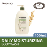 Aveeno Daily Moisturizing Body Wash, 1L