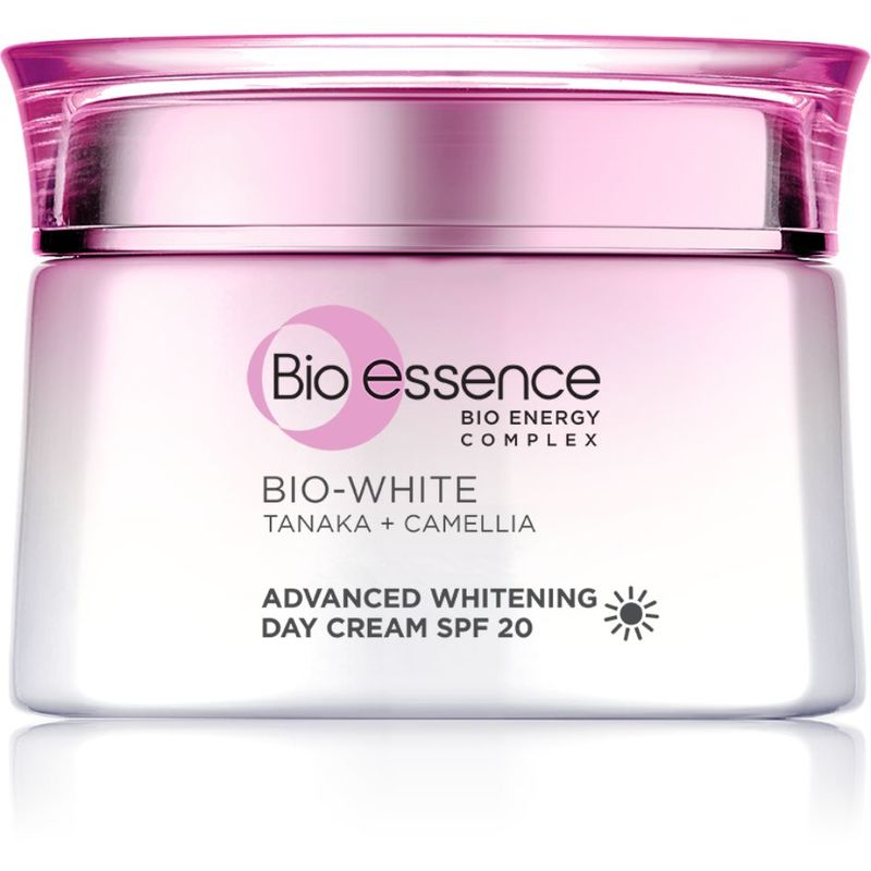 Bio-essence Bio-White Advanced Whitening Day Cream SPF20