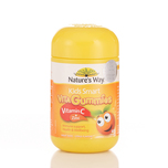 Nature's Way Kids Smart Vita C + Zinc Gummies 60 Pastiles