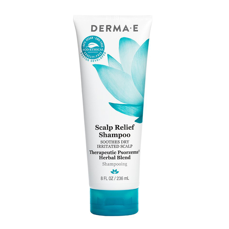 Derma E Scalp Relief Shampoo, 236ml