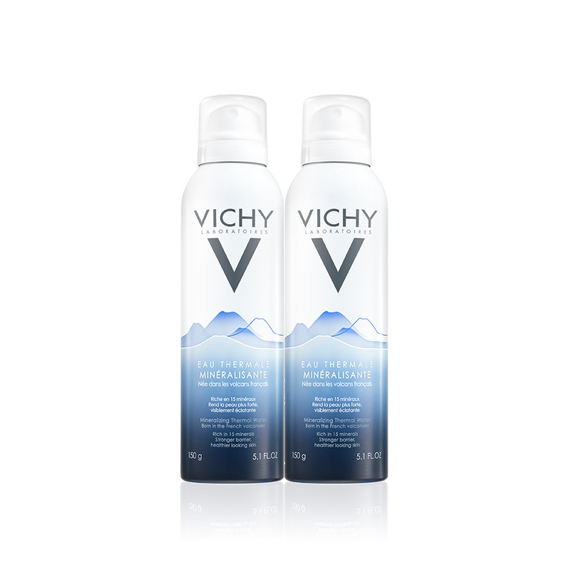 Vichy Thermal Spa Water Twin Pack, 2x150ml