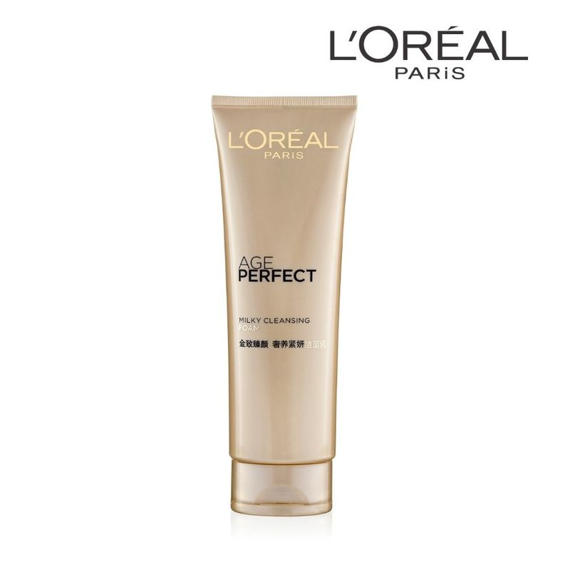 L'Oreal Paris Age Perfect Milky Cleansing Foam 125ml