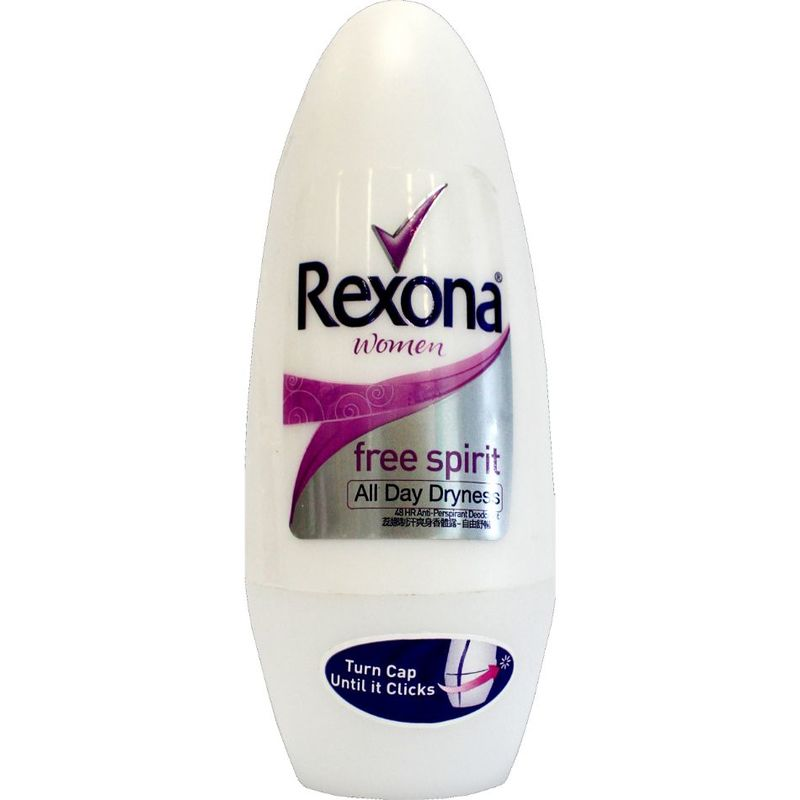 Rexona Women Roll-On Free Spirit, 40ml