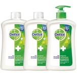 Dettol Anti-Bacterial Hand Wash(Pine) Pack 500gx3pcs