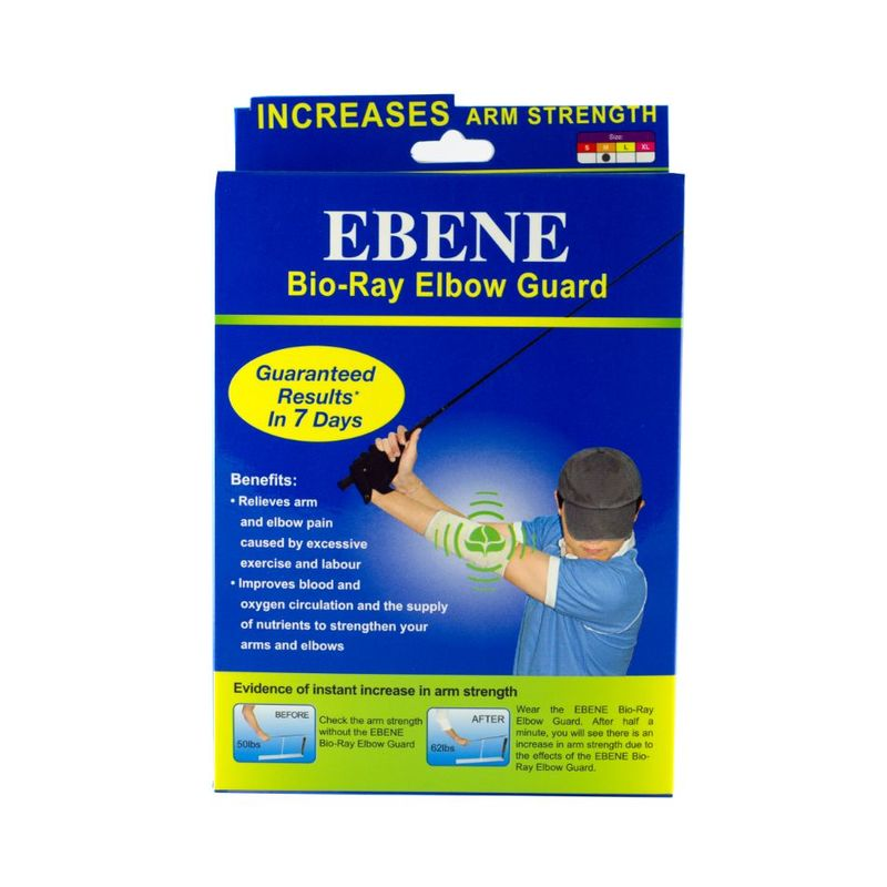 Ebene Bio-Ray Elbow Guard M