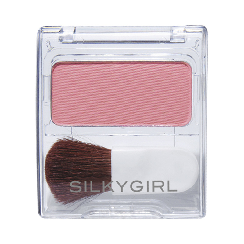 SilkyGirl Blush Hour - 03 Flash Rose 3.8g