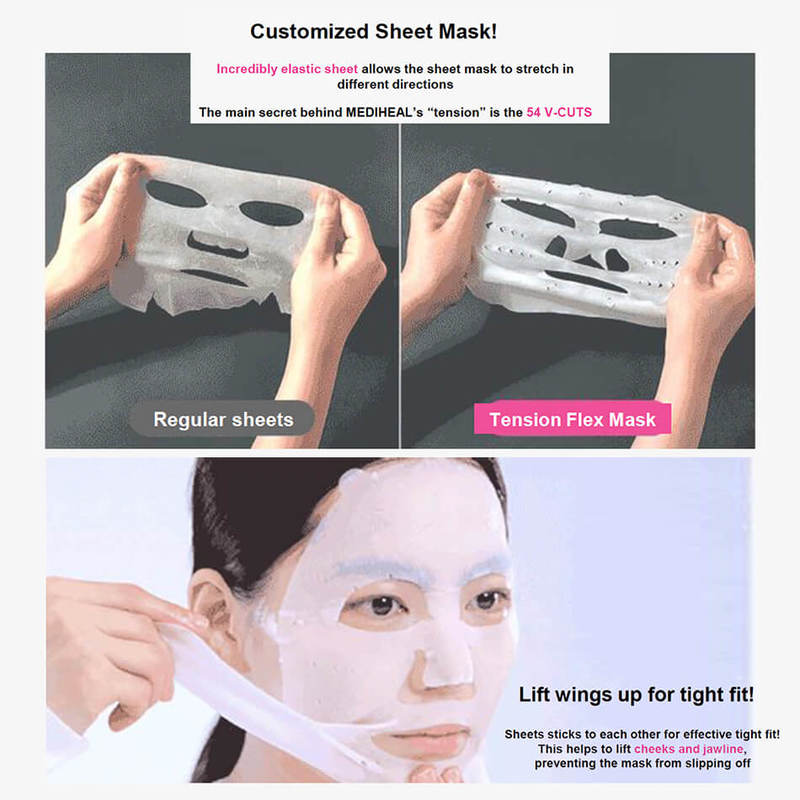 Mediheal Tension Flex Soothing Mask 1s