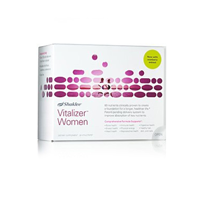 Shaklee  Vitalizer Women, 30 strips