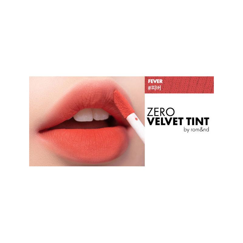 Romand Zero Velvet Tint 10 Fever