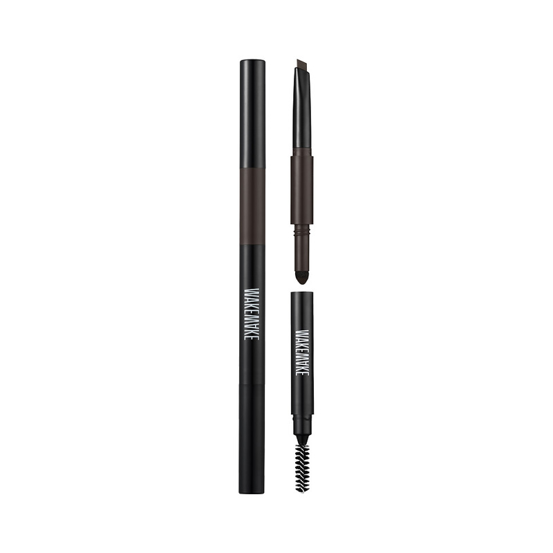 Wakemake Powderjet Dual Brow 05 Dark Brown 0.75g
