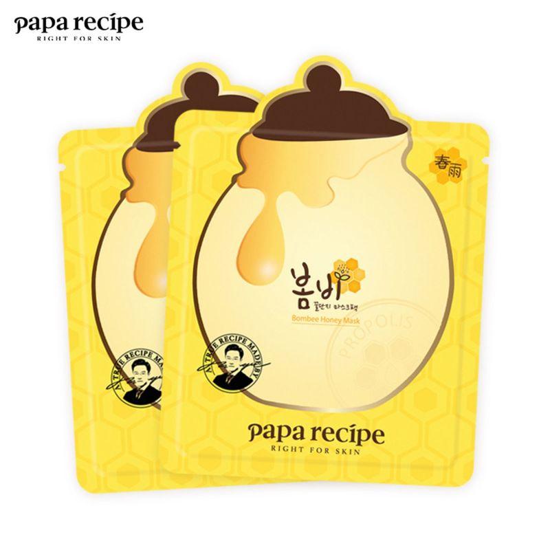 Paparecipe Bombee Honey Mask 25G X 10pcs