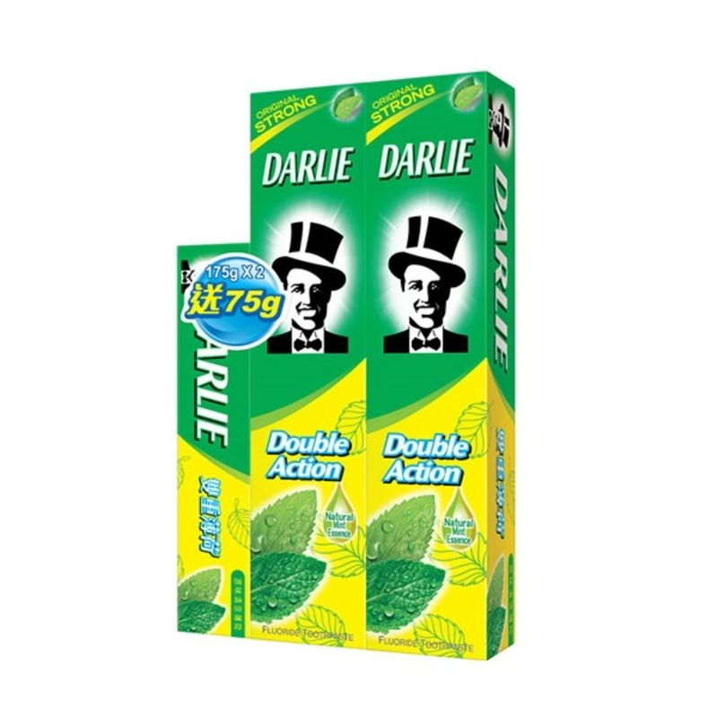 Darlie Toothpaste Double Action 175gx2+75g