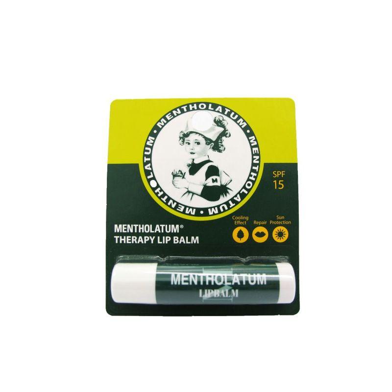 Mentholatum Lipcare Medicated Lipbalm, 3.5g
