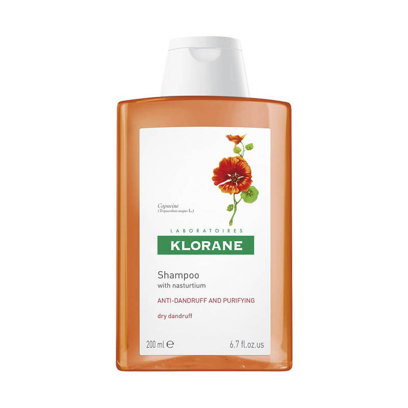 Klorane Nasturtium Shampoo, 200ml