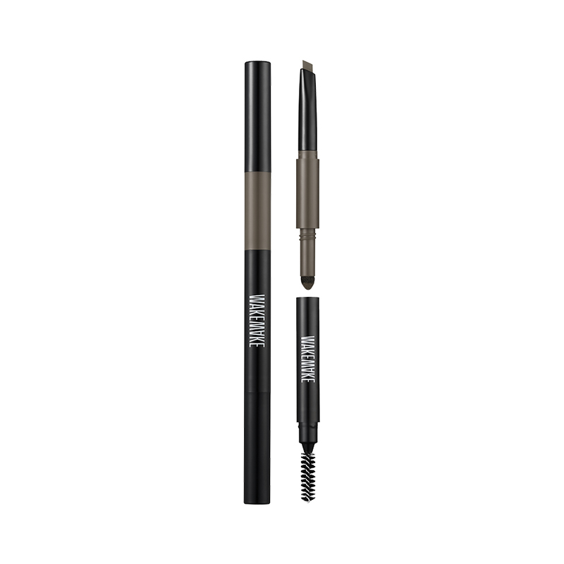 Wakemake Powderjet Dual Brow 04 Redish Brown 0.75g