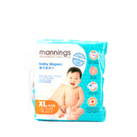 Mannngs Baby Diapers Xl 30pcs