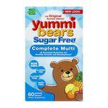 Yummi Bears Sugar Free Complete Multi-Vitamin, 60s