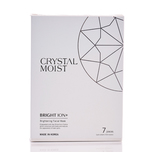 Crystal Moist  Bright Ion Face Mask 7pcs