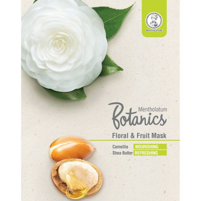 Botanics Floral and Fruit Mask Nourishing & Refreshing
