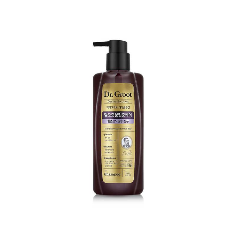 Dr. Groot Hair Loss Control Shampoo For Thin Hair, 400ml