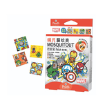 Pearl'S Mosquitout Patch (Cartoon Version Marvel) 6pcs