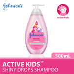 Johnson's Baby Active Kids Shiny Drops Shampoo 500ml