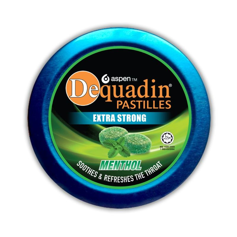 Dequadin Extra Strong Menthol, 46g