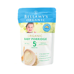 Bellamys Baby Porridge 125g