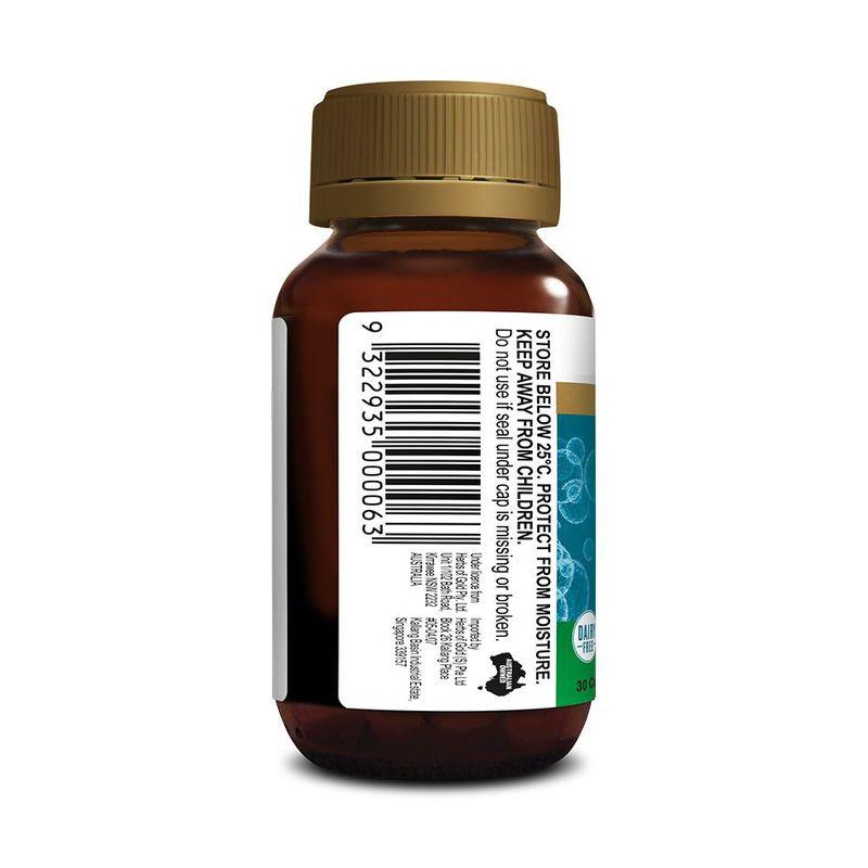 Herbs of Gold Probiotic 55 Billion 30 Capsules