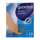 Guardian Plastic Plasters, 10pcs