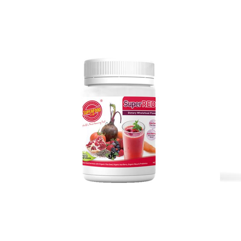 Superfood Lab Superred Antiox (Advanced Formula) 270g